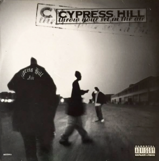 "Cypress Hill -‎ Throw Your Set In The Air (12"") (VG/G+)"